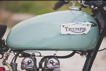 Triumph customs