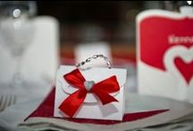 Wedding favor ideas / If you want to please your wedding guests with a small wedding favor you will find some ideas here... www.weddingincrete.com