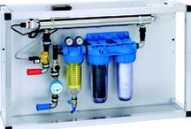 RSD-Home / Water filtration and disinfection unit for home use