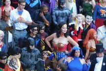 Comic Con Long Beach 2016 / Miles de visitantes que llegaron hasta Long Beach para admirar a las personas que llegaron vestidos con los trajes de los caracteres de historietas y otros de la cultura pop para participar  en el Comic Con 2016.