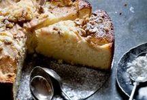 Simple Cakes / Receitas de bolos simples/fáceis