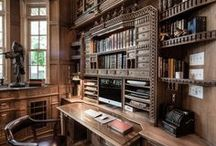 Dream Libraries / Libraries that help make your imagination soar.