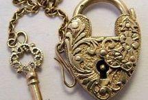 Lock & Key / Antique Locks & Keys.