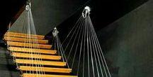 Escadas, Corrimãos & Patamares / Destaques Corrimãos = corre mãos