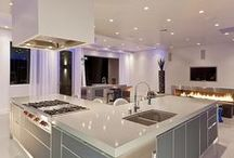 Cozinhas - ''o melhor lugar da casa'' / Estilo e bom gosto... Kitchen, the best place in the house