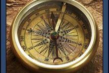 Pathfinder / Antique Compasses.