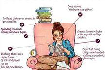 Bookish / Confessions of a Bibliophile.