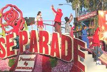 Desfile de las Rosas 2018 / Desfile de Año Nuevo realizado anualmente en Pasadena, California