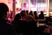 Weekend Pills / En el marco de las actividades de MrMarcelSchool, nacen las Weekend Pills: un ciclo conferencias que serán impartidas por profesionales de diferentes ámbitos del mundo de la creatividad, la cultura, la comunicación, el diseño o la animación, y tendrán el formato de charlas amenas y cercanas… ¡Qué son en fin de semana! Con ello, MrMarcel School busca enriquecer el espíritu de todo aquel que quiera acercarse a nuestra sede y compartir un rato con nosotros.  / by MrMarcel School