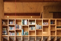 Book cases and -spaces