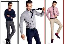 Professional Image: Men / What to wear to the interview? Tips geared to male job seekers.
