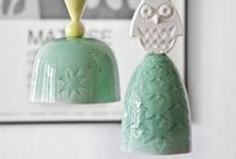 Make   Porcelain Paint / Painting porcelain and ceramic objects using oven-fired paint and pens