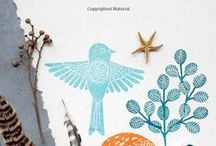 Fabric   Stamp & Paint / Textiles & Fabrics   Screen Printing, fabric paint, stenciling, and ways to dye your own fabric