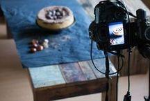 Food Blog   DSLR Camera / Tips for beginners re using DSLR cameras & lenses to capture food blog images