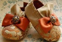 ♡ Baby Shoes ♡ / Gorgeous baby shoes / by jazzi crafts