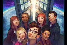 Doctor Who / Dun dun, dun dun, dun dun, dun dun dun dun dun, dun dun, dun dun, dun... oooo eeeee oooooo!