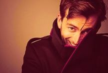 Tennant/Tenth Doctor / David Tennant = <3 Tenth Doctor = <3 <3
