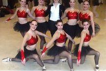 Activitats de l'Escola / Fotos de les activitats publiques on col·labora l'Escola de Dansa Solsona amb els seus alumnes.