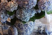Azul / Azul Marinho - Cores no Casamento