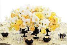 Amarelo - Cores no Casamento