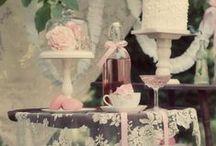 Shabby Chic - Estilo de Casamento
