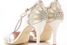 Sapatos e Bolsas para Casamento