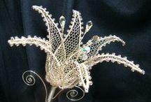 Crafting - Bobbin Laces