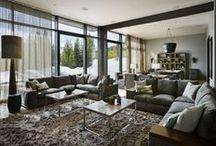 Home Inspiration / Architecture and interior design ideas for my future home.