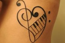 Tattoos & Piercings / A collection of Tattoos & Piercings I would consider getting, and ones I find stunning.