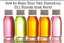 Essential Oil/well being