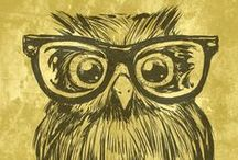 Owls / Tweet Twoo!