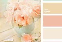 Colour Charts / Love colours that match...
