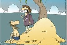 Funny Stuff / Jokes and funny stuff about castaways and desert islands
