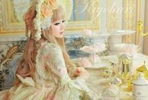 Lolita Fashion / by ebi
