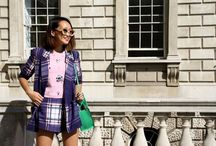 London Fashion Week SS15 Street Style / All images by Lois Spencer-Tracey(Bunnipunch)