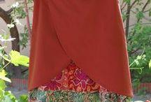 Handmade clothes / Kézműves ruhák