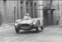 Mille Miglia - racing / Historische Italiaanse autorace / by eriks fotoos