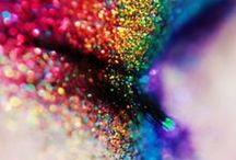 ** Colourful ** / Prettyness