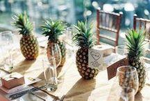Summer weddings/bodas de verano / Sea, beautiful colours, lemonade, hats and much more. Soñando con la brisa del mar, los colores alegres, limonada fría, sombreros y mucho más