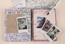 Scrapbooking - Travel Journal/Travel Diary