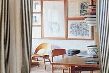 The beautiful 50's house of Danish designer, Børge Mogensen / The beautiful house of Danish designer, Børge Mogensen