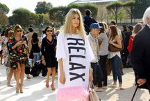 Paris Fashion Week Streetstyle SS15 / My own street style from PFW