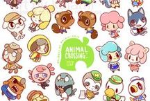 Animal Crossing / Everything about the AC franchise <3