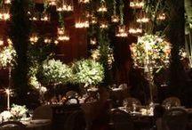 Midsummer nigth´s dream/El sueño d euna noche de verano / Titania, Hermia, woods and lights, candels,flowers/Titania, Hermia,bosques y luces, velas, flores...