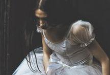 Ballet inspiration/ Las bailarinas nos inspiran /  sophistication
