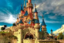 Disney / The World of Disney that I love and grew up with