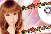 Cosplayeyez.com:: Color Contact Lenses / All About Color Contact Lenses from your most trusted leading online store. COSPLAYEYE.COM