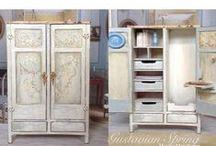 Miniatury - nábytek