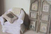 Mini - obývací pokoj