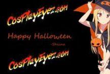 Halloween Contact Lenses-Cosplayeyez.com / All about Halloween Contact Lenses.